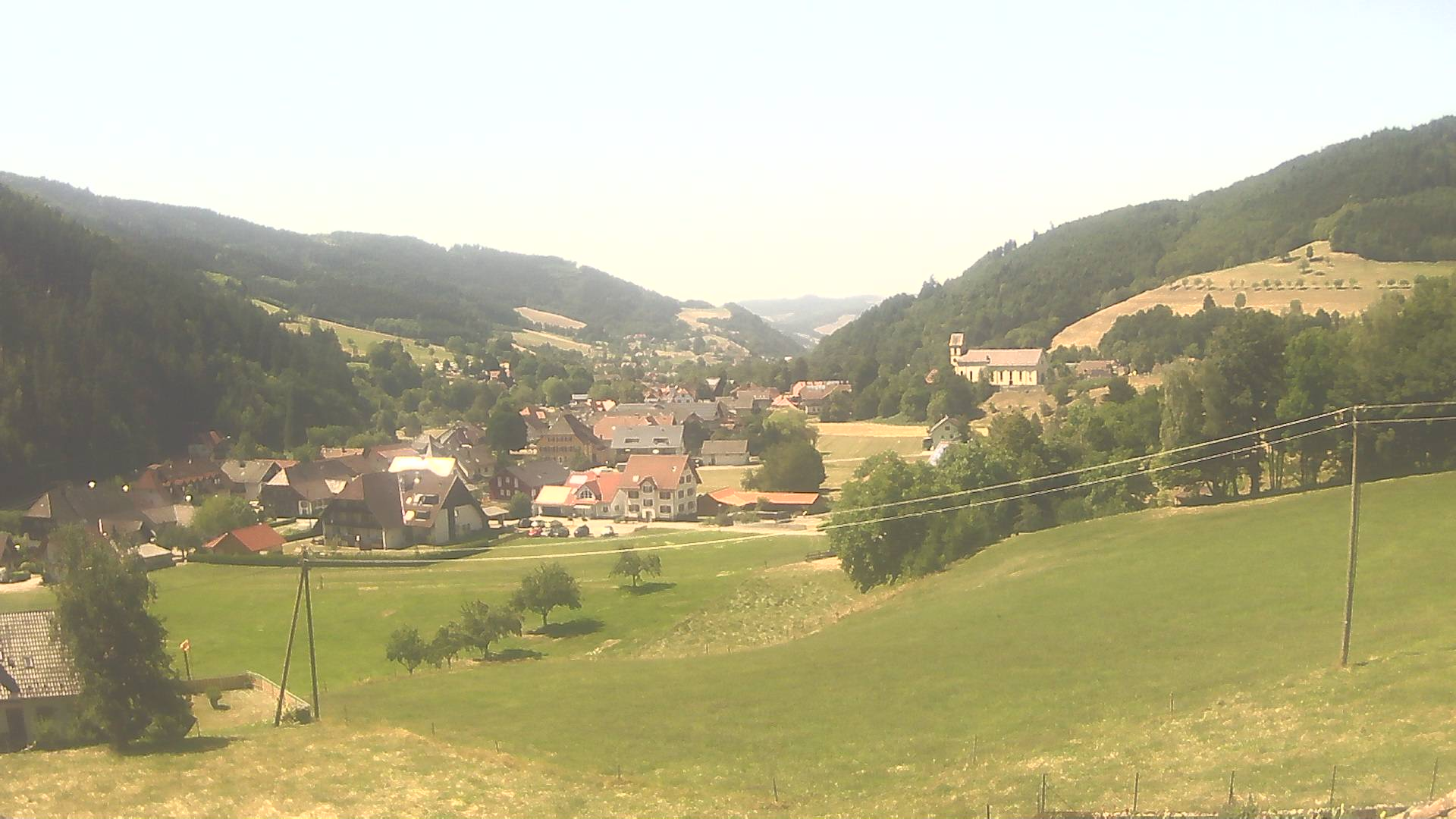 Webcam Simonswald (310 m)